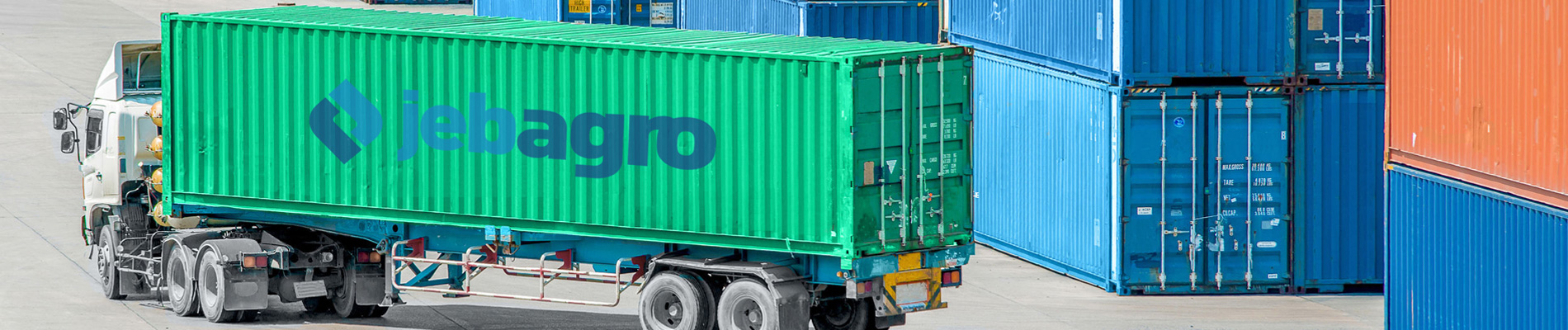 Supply chain management and logistics - Jebagro - crop